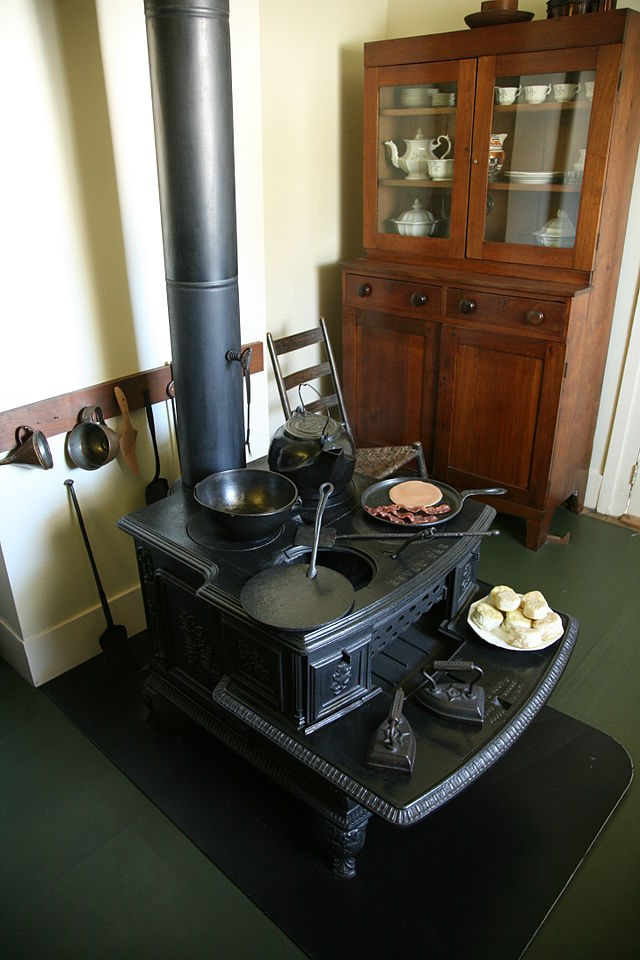 Stoves Through The Ages